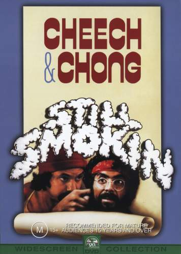 Cheech & Chong : still smokin' affiche
